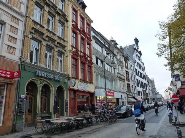 Das gepflegte Wort – Texte Lektorat PR Köln Shopping-Guide Köln Südstadt