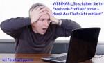 Neues Angebot: Online-Kurse – etwa zu Facebook und Co.