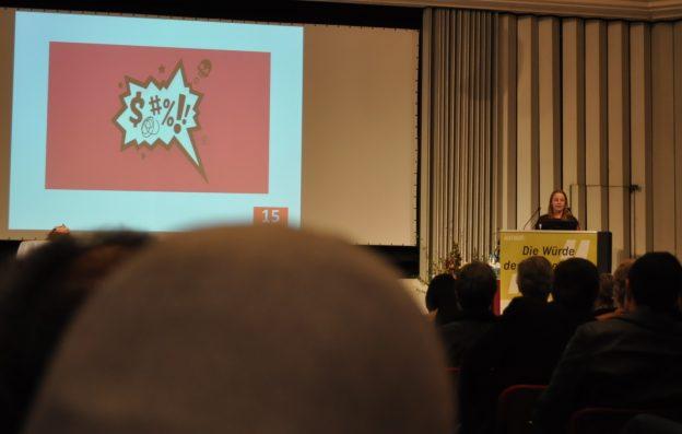 Das gepflegte Wort Texte Lektorat PR Köln Demokratiekongress