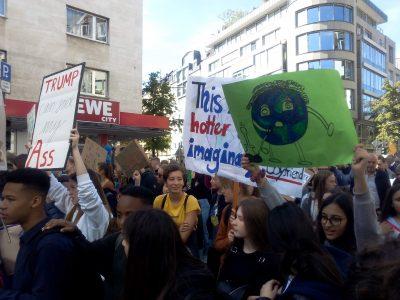 Klimastreik Köln-5 Das gepflegte Wort Text Lektorat PR
